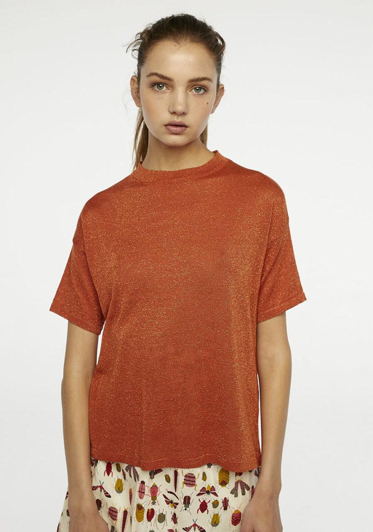 Orange Sparkle Jumber Compania Fantastica