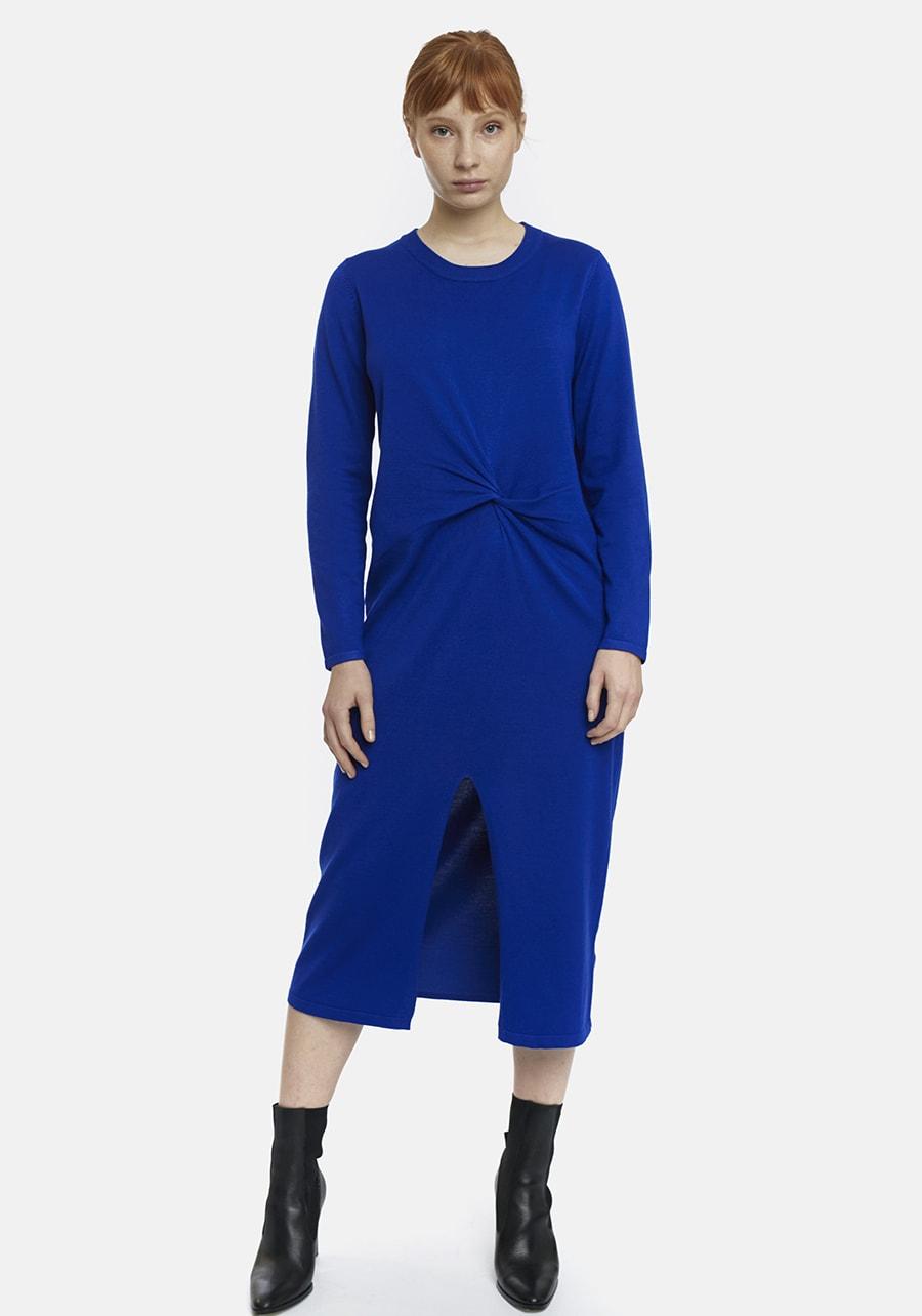 Samar Blue Dress Compania Fantastica