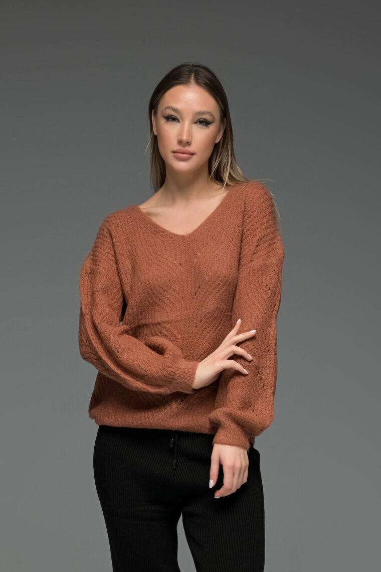 Chocolat Mohair Sweater
